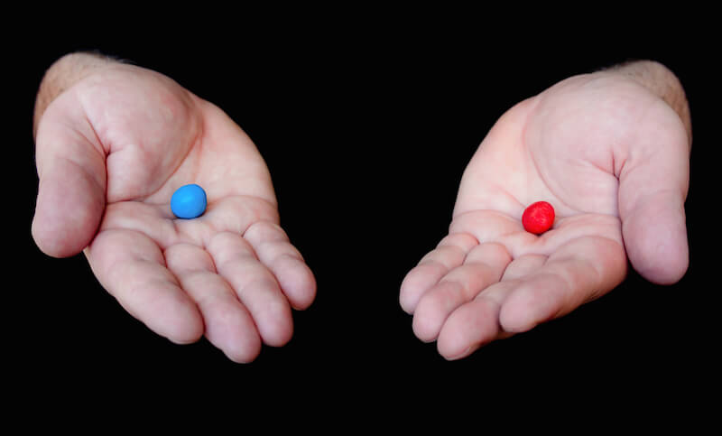 AEC Interoperability - proprietary BIM or openBIM - blue pill or red pill
